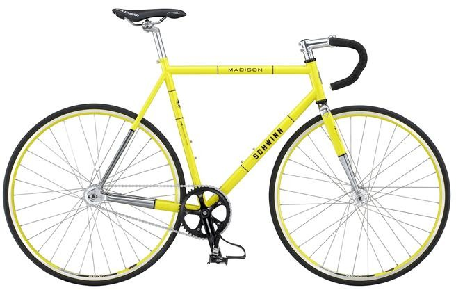 Schwinn Madison - Klassisk og billig fixed gear racer | VeloPress