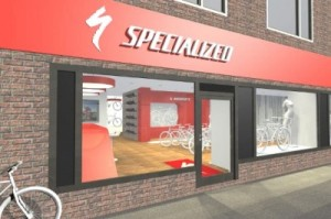 Specialized Concept Store i Kbenhavn