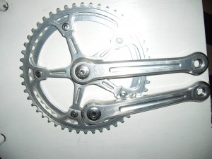 Slges: Vintage Campagnolo Krankst.
