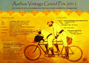 Aarhus Vintage Grand Prix 2011
