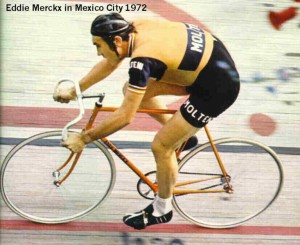 Eddy Merckx (kannibalen) – Time rekorden Mexico City 1972