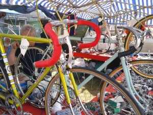 Mostra Scambio Milan &#8211; italiensk vintage cykelmarked