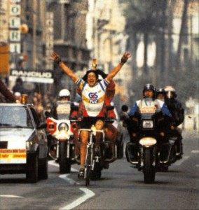"17. marts 1984 – 75. Milano – San Remo – ""Dat is nog stayer"""